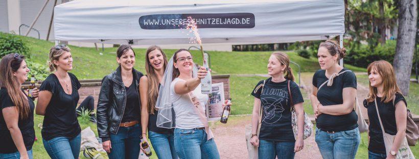 JGA Schnitzeljagd Frankfurt